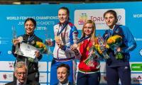 Mistrzostwa Świata Juniorów i Kadetów w Szermierce Toruń 2019, fot. Szymon Zdziebło/tarantoga.pl dla UMWKP