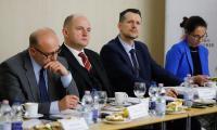 Posiedzenie Komitetu Monitorującego RPO, Toruń, 12 kwietnia 2019, fot. Mikołaj Kuras dla UMWKP