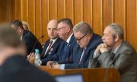 Sesja sejmiku województwa, 15 kwietnia 2019, fot. Szymon Zdziebło/tarantoga.pl dla UMWKP