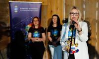 Konferencja inaugurująca otwarcie sezonu turystycznego 2019, Wielka Nieszawka (powiat toruński), fot. Mikołaj Kuras