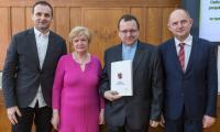 Uroczyste podpisanie umów na zadania publiczne realizowane przez organizacje pozarządowe, fot. Szymon Zdziebło www.tarantoga.pl