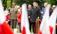 Święto flagi w Bydgoszczy, fot. Filip Kowalkowski
