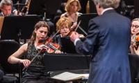 Probaltica 2019 – koncert Białoruskiej Orkiestry Symfonicznej pod dyrekcją Alexandra Anisimova, fot. Szymon Zdziebło/tarantoga.pl dla UMWKP