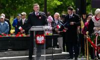 228. Rocznica uchwalenia Konstytucji 3 Maja w Bydgoszczy, fot. Filip Kowalkowski