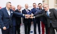 Briefing prasowy inaugurujący kujawsko-pomorską kampanię profrekwencyjną, fot. Andrzej Goiński/UMWKP