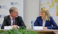 Ceremonia parafowania umowy EBI-Pekao, fot. Mikołaj Kuras dla UMWKP