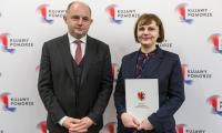Wręczenie umów RPO i PROW, fot. Szymon Zdziebło/tarantoga.pl