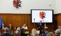 Uroczysta sesja sejmiku województwa kujawsko-pomorskiego, fot. Mikołaj Kuras