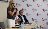Debata antysmogowa w Urzędzie Marszałkowskim, fot. Mikołaj Kuras