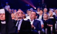 Uroczysta gala wręczenia Nagród Marszałka Województwa Kujawsko-Pomorskiego, fot. Mikołaj Kuras