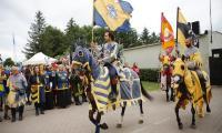 Turniej rycerski w Golubiu – Dobrzyniu, fot. Mikołaj Kuras