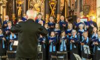 Koncert jubileuszowych chóru Święta Cecylia, fot. Szymon Zdziebło/tarantoga.pl