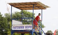 Ratownicy Nadgoplańskiego WOPR w Kruszwicy, fot. Mikołaj Kuras