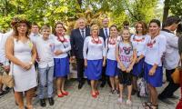Dożynki wojewódzkie w Ciechocinku, fot. Szymon Zdziebło/tarantoga.pl