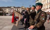Bydgoskie obchody II wojny światowej, fot. Filip Kowalkowski