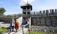 XXV Festyn Archeologiczny w Biskupinie, fot. Mikołaj Kuras
