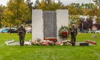 Uroczystości ku czci ofiar zbrodni pomorskiej 1939, fot. Szymon Zdziebło/tarantoga.pl dla UMWKP