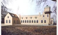 Wizualizacja odnowionego zespołu pałacowego w Wieńcu