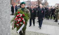 Toruńskie uroczystości 101. rocznicy odzyskania niepodległości przez Polskę , fot. Andrzej Goiński