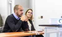 Spotkanie delegacji Żupanii Medzimurskiej z kierownictwami TARR i KPFR, fot. Szymon Zdziebło/tarantoga.pl dla UMWKP