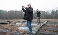 Świerk, który stanie przed Urzędem Marszałkowskim pochodzi z Nadleśnictwa Raciniewo, fot. Andrzej Goiński