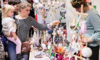 Kiermasz świąteczny w Urzędzie Marszałkowskim, fot. Andrzej Goiński