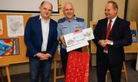 Wręczenie nagród w konkursach gęsinowych, fot. Mikołaj Kuras