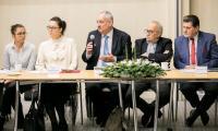 Posiedzenie Kujawsko-Pomorskiej Wojewódzkiej Rady Dialogu Społecznego, fot. Andrzej Goiński/UMWKP