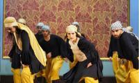 Zababdeh Dance Troup w Dworze Artusa, fot. z archiwum Dworu Artusa
