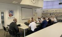 Posiedzenie Kujawsko-Pomorskiej Rady Bezpieczeństwa na Wodach, fot. WOPR Województwa Kujawsko-Pomorskiego