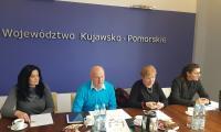 Posiedzenie Wojewódzkiej Społecznej Rady ds. Osób Niepełnosprawnych