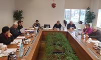 Posiedzenie Wojewódzkiej Rady ds. Polityki Senioralnej