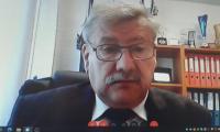 Zdalne posiedzenie Prezydium K-P WRDS, fot. Beata Wiśniewska