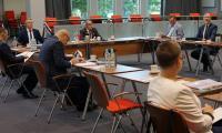 Posiedzenie Prezydium K-P WRDS. fot. Tomasz Wiśniewski