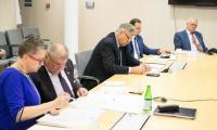 Posiedzenie plenarne K-P WRDS, fot. Andrzej Goiński