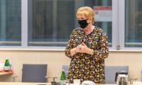 Posiedzenie Wojewódzkiej Rady ds. Polityki Senioralnej, fot. Szymon Zdziebło/tarantoga.pl dla UMWKP