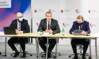 Posiedzenie Prezydium K-P WRDS, fot. Andrzej Goiński