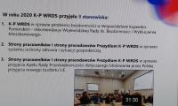 Podsumowanie działalności K-P WRDS za rok 2020, fot. Beata Wiśniewska