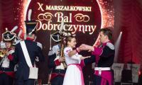 X Marszałkowski Bal Dobroczynny, fot. Mikołaj Kuras dla UMWKP