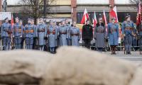 Uroczystości setnej rocznicy powrotu Grudziądza do wolnej Polski, fot. Szymon Zdziebło/tarantoga.pl