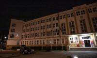 Iluminacja na budynku Urzędu Marszałkowskiego, fot. Mikołaj Kuras