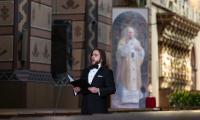 Koncert Piotra Buszewskiego we włocławskiej katedrze, fot. Mikołaj Kuras dla UMWKP