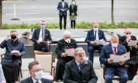Uroczysta sesja sejmiku województwa, fot. Andrzej Goiński/UMWKP