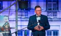 Ceremonia ogłoszenia wyników konkursu na koncepcję architektoniczną rozbudowy gmachu Filharmonii Pomorskiej, fot. Filip Kowalkowski dla UMWKP