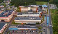 Regionalny Szpital Specjalistyczny w Grudziądzu, fot. Szymon Zdziebło/tarantoga.pl dla UMWKP