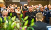 Msza święta w intencji województwa kujawsko-pomorskiego, ot. Szymon Zdziebło tarantoga.pl/ UMWKP