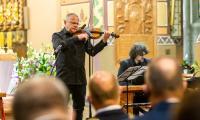 """Koncert """"Muzyczne listy Jana Pawła II do młodych"""", fot. Szymon Zdziebło tarantoga.pl/UMWKP"""