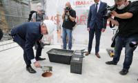 Uroczystość wmurowania kamienia węgielnego pod budowę Centrum Medycyny Weterynaryjnej UMK, fot. Andrzej Romański/UMK