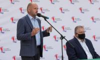 Wręczenie umów, fot. Mikołaj Kuras dla UWMKP