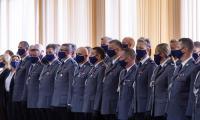 Tegoroczne obchody Święta Policji w Bydgoszczy, fot. Filip Kowalkowski dla UMWKP